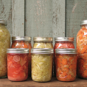 Fermented Foods for Beauty